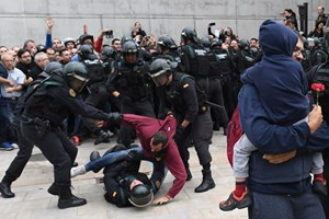 Thumbnail 246837 SPAIN -Independence Referendum Takes Place In Catalonia | © David Ramos/Getty Images