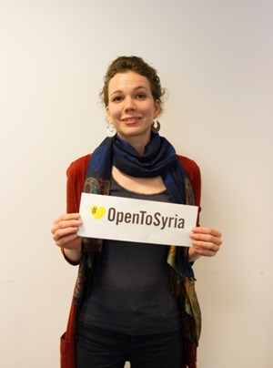 Thumbnail #OpenToSyria 26 | © Amnesty International/Robert Fellner