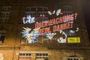 Thumbnail Überwachung Nein, danke | © Amnesty International Österreich