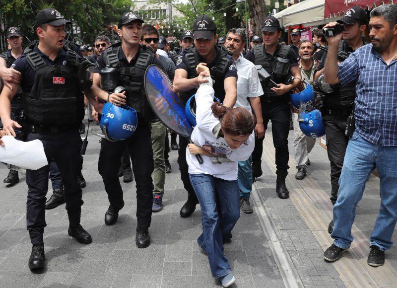 Türkei Klima der Angst | © AFP/Getty Images