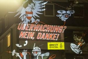 Thumbnail Überwachung-nein-Danke-Amnesty | © Amnesty International