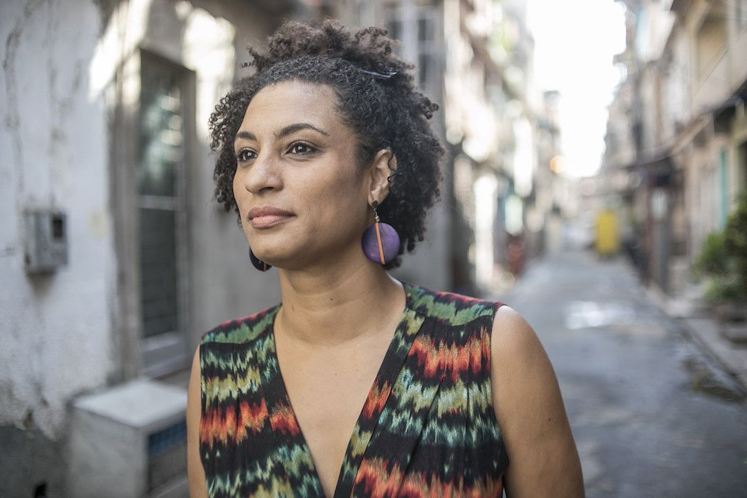 MarielleFranco | © Amnesty International/Mídia Ninja