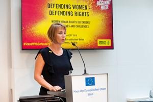 Thumbnail WHRD Seminar Vienna 2018-4 | © Christoph Liebentritt/Amnesty International Austria
