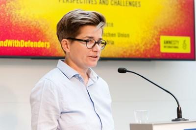 WHRD Seminar Vienna 2018-6 | © Christoph Liebentritt/Amnesty International Austria
