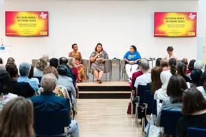 Thumbnail WHRD Seminar Vienna2018-12 | © Christoph Liebentritt/Amnesty International Austria