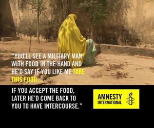 Thumbnail They Betrayed Us Food | © Amnesty International