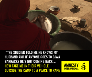 Thumbnail © Amnesty International