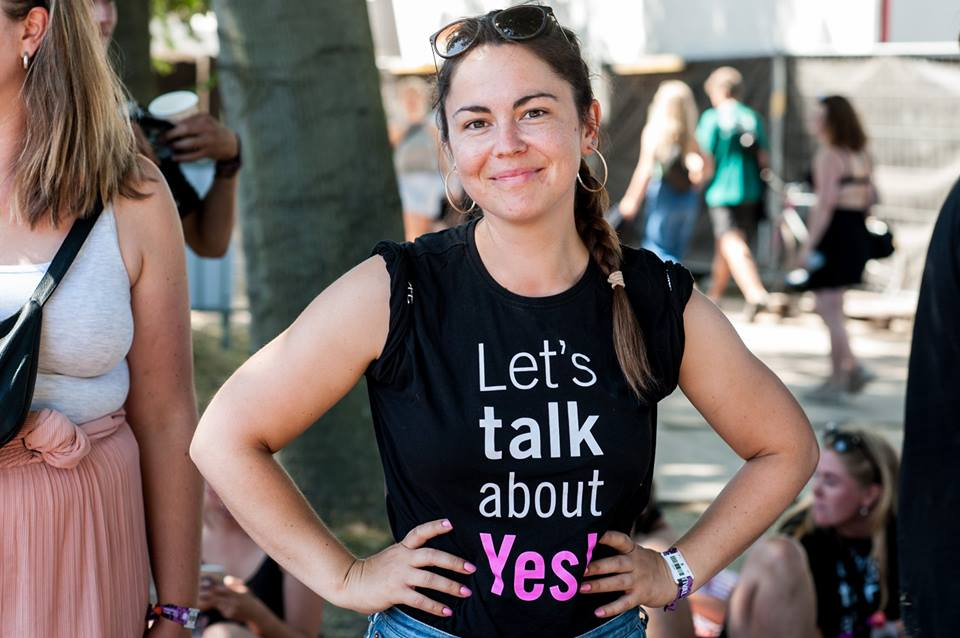 Let's Talk about Yes | © John Nielsen