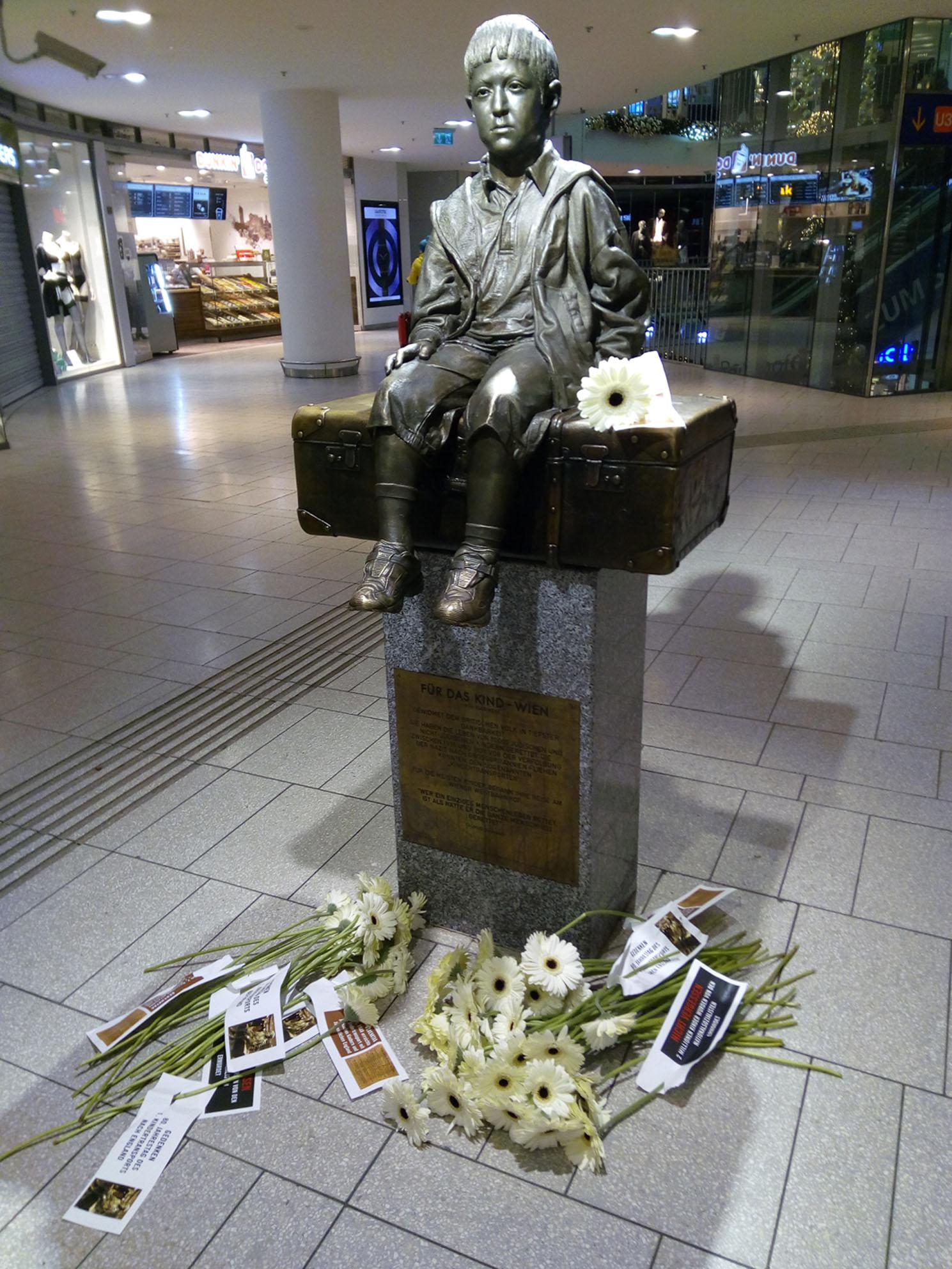 Denkmal Für das Kind