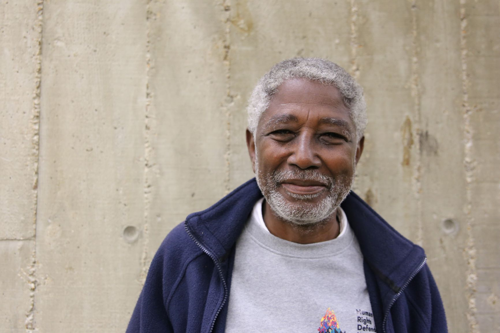 257588 Dr Mudawi Ibrahim Adam  Sudan - Human Rights Defenders World Summit S