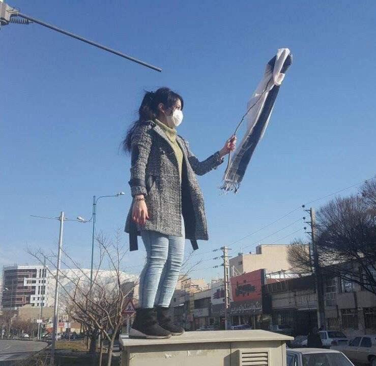 Iran Protest Hijab