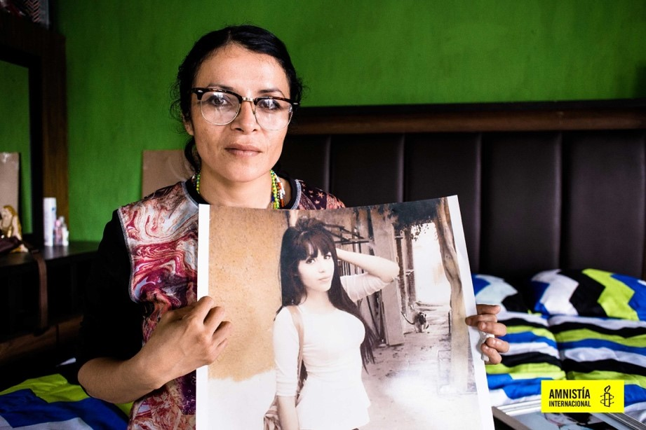 Nancy Arias Arteaga | © Amnesty International