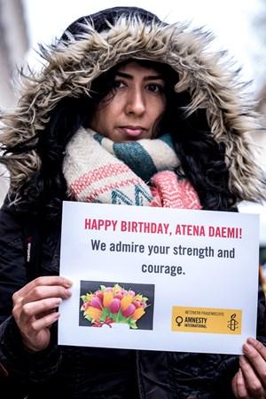 Thumbnail BDAY Atena 2 | © Amnesty International/Christopher Glanzl