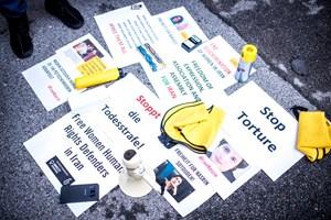 Thumbnail Iran Botschaft 2 | © Amnesty International/Christopher Glanzl