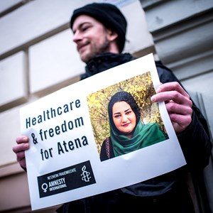 Thumbnail Iran Botschaft 3 | © Amnesty International/Christopher Glanzl