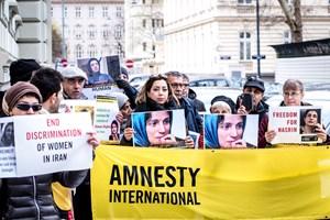 Thumbnail Iran Botschaft 20 | © Amnesty International/Christopher Glanzl