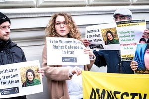 Thumbnail Iran Botschaft 24 | © Amnesty International/Christopher Glanzl