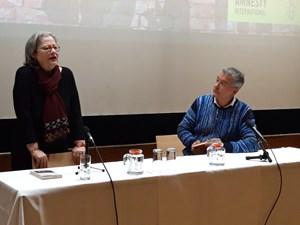 Thumbnail Susanne Scholl und Ilija Trojanow - Lesung nach der Flucht