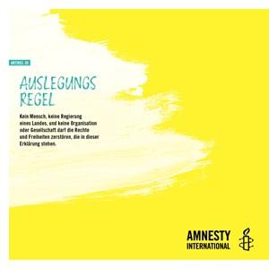 Thumbnail Amnesty Malwettbewerb31 | © Amnesty International