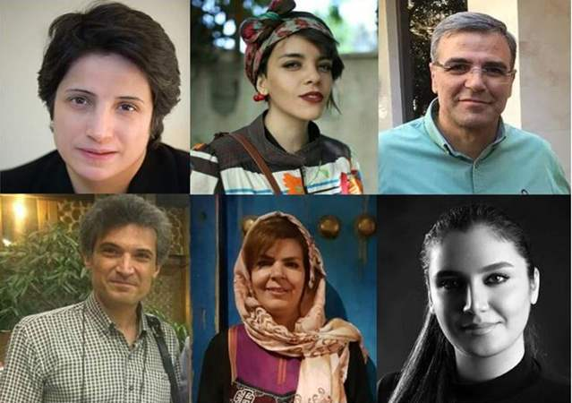 Iran defener in detention | © Amnesty International