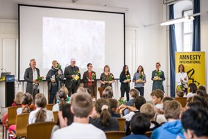 Thumbnail Danke an die Lehrer*innen | © Amnesty International/Matthias Dorninger