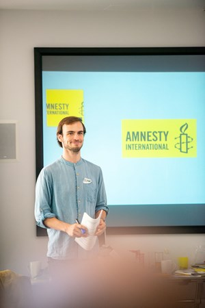 Thumbnail Herbsttraining 2019 (13) | © Matthias Dorninger/Amnesty International