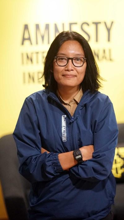 266864 -Puri-Kencana-Putri-Amnesty-Campaignerin-Todesstrafe