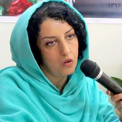 Iran: Gerechtigkeit für Narges Mohammadi!