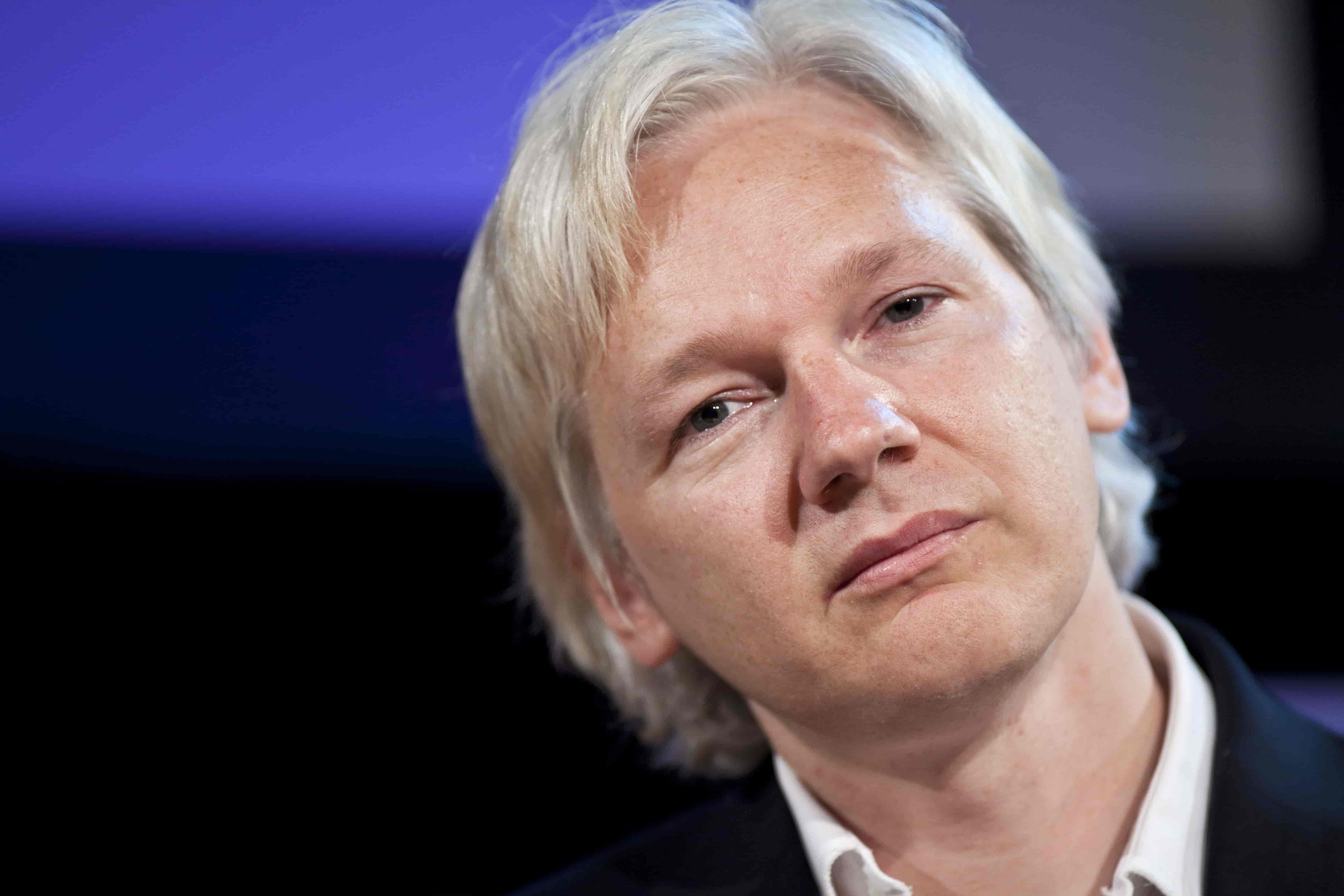 ARCHIVIERT_269023_Julian Assange_c_David Levenson/Getty Images
