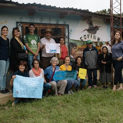 Honduras: Landrechtsaktivist*innen werden bedroht