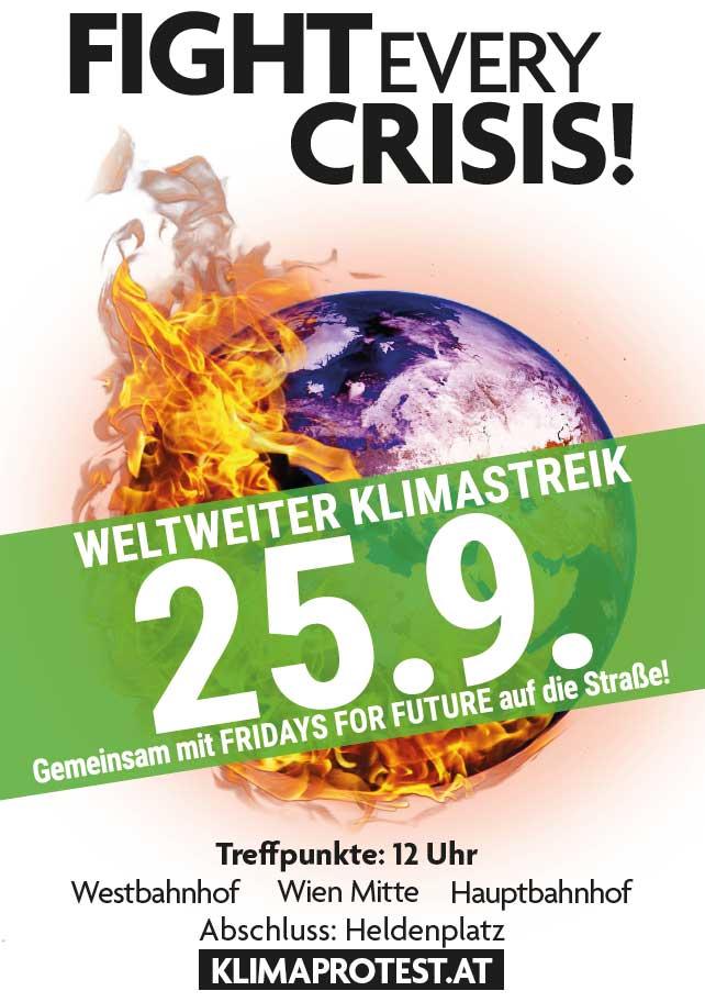 Weltweiter Klimastreik 25