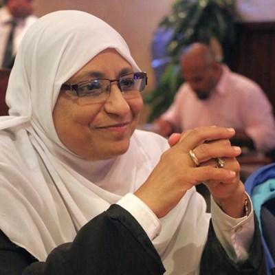 Kontaktverbot für inhaftierte Anwältin Hoda Abdelmoniem