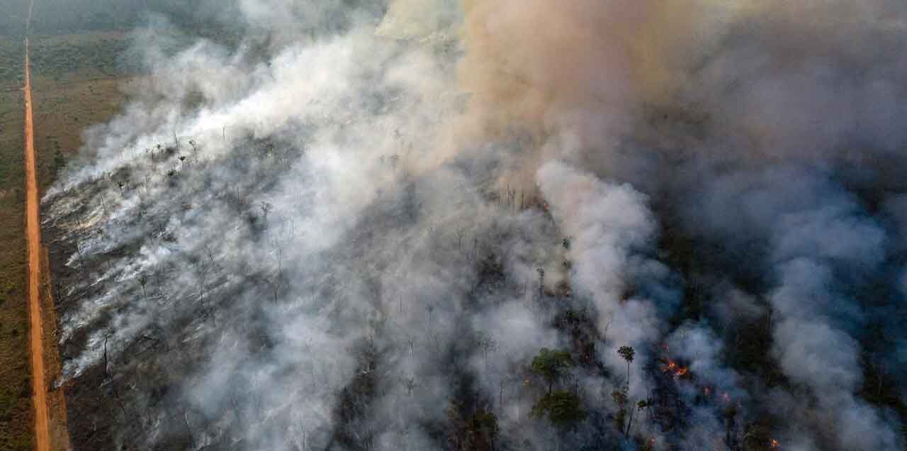 Folgen Klimawandel Menschen Rechte Abholzung Regenwald Amazonas 264669