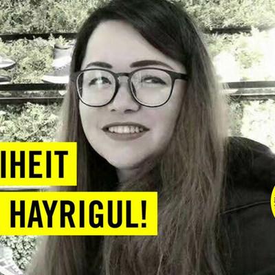 China: Uigurin im Internierungslager festgehalten